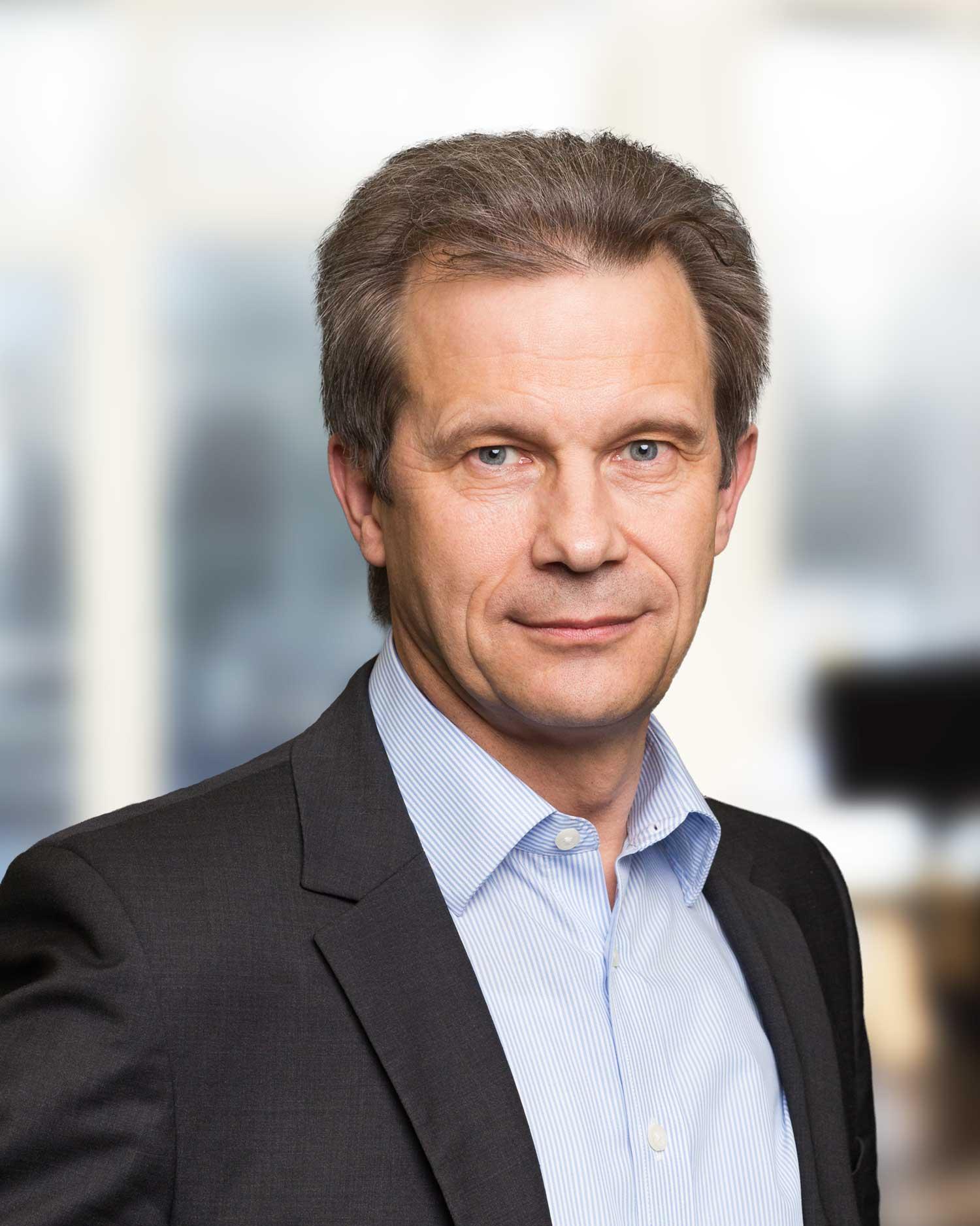 Dr. Michael Holzner Geschäftsführer iCONDU GmbH